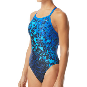 TYR Orion Diamondfit Swimsuit Women blue